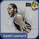 HD Kawhi Leonard Wallpaper by AthletesWall.