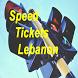 Speed Tickets Lebanon
