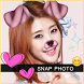 Snap photo filters & Stickers♥ by free photo editors.