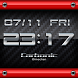 Carbonic Watchface by KEMCO