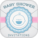 Baby Shower Invitation Cards by Photo Editor And Voice Changer Apps