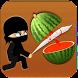 Fruit Cut Game by gamekidssoft