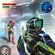 Futuristic Real Robot Wars - Robot FPS Shooter