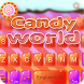 Candy World for Kika Keyboard by Best Keyboard Theme for Android