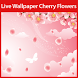 Cherry Flowers Live Wallpaper by LiveWallpaperThemes