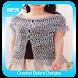 Crochet Bolero Designs by Moskov Apps