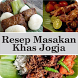 Resep Masakan Khas Jogja