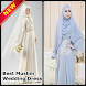 Best Muslim Wedding Dress by Esmut
