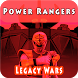 Guide Power Rangers Legacy Wars by jarmoappdev