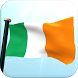 Ireland Flag 3D Live Wallpaper by I Like My Country - Flag