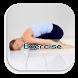 Yoga Exercise For Sleep by Ernie Caponetti