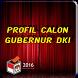 Profil Pilkada Jakarta 2017 by Guides Studio