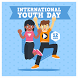 International Youth Day Greeting Cards by Queen8