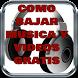 Como bajar musica y videos by RiiKa