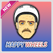 Guide for Happy Wheels by Robert LWood