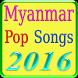 Myanmar Pop Songs by vivichean