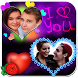 Love Photo Frame-valentine day by Galaxy Launcher