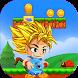 Super Goku Saiyan Dragon Adventure by MaxMob