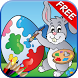 Easter Coloring Book For Kids by PalmeraPublishing