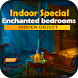 Enchanted Bedrooms HO by Awesome Casual Games