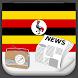 Uganda Radio News by Greatest Andro Apps