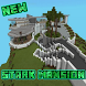Map Stark Mansion for MCPE by MartikModsInc