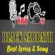 Black Sabbath Lyrics by Best Lyrics