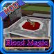 Blood Magic Mods MCPE Guide by Genji Takiya