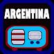Argentina FM Radio Stations by Enkom Apps