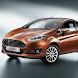 Wallpapers Ford Fiesta by moscowin