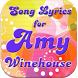 Song Memory for AMY WINEHOUSE by Top Song Lyrics App