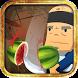 Ninja Cut Fruit by Mr. Thong