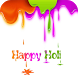 Happy Holi SMS Quotes by Sai Developer