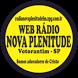 Web Rádio Nova Plenitude by Aplicativos - Autodj Host