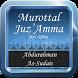 Audio Murottal Juz-Amma Offline by Uma DevStudio