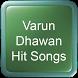 Varun Dhawan Hit Songs by Hit Songs Apps