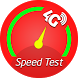 4G Internet speed fast - 4G Speed Test by LTE App Tools Studio
