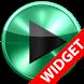 Poweramp widget MINT METAL by Tapanifinal