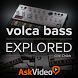 Exploring volca bass by AskVideo.com
