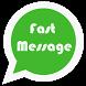 Fast Message Wear for Whatsapp by Bilbo Soft