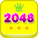 Play 2048 by tritrisoft