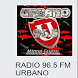 Radio Urbano 96.5 FM by Maxx Desaing inc @2016 Telefono 2262575428