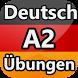 Grammatik Übungen A2 Prüfung by Deutsche Übungen