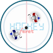 Hockey Fever - table game by MainTarget std.
