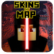 Star Skins and Map for MCPE by Mine Solution