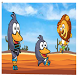 puzzle PENGUIN MADAGASCAR by pangkep studio