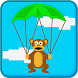 Parachute Monkey by CimTek