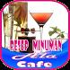 Resep Minuman Ala Cafe