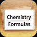 Chemistry Formulas Flashcards+ by abletFactory