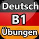 German grammar Exercises B1 by Deutsche Übungen